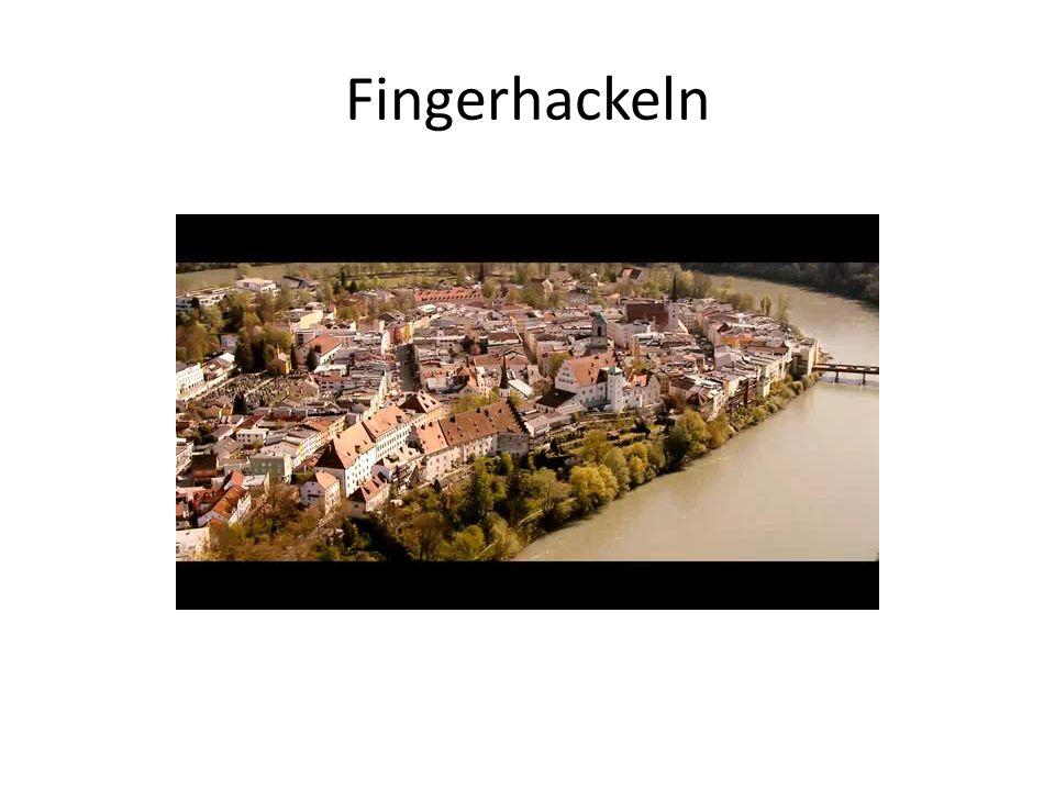 Fingerhackeln
