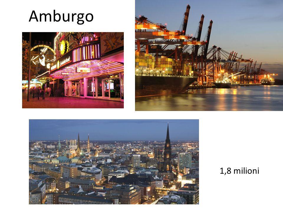 Amburgo 1,8 milioni
