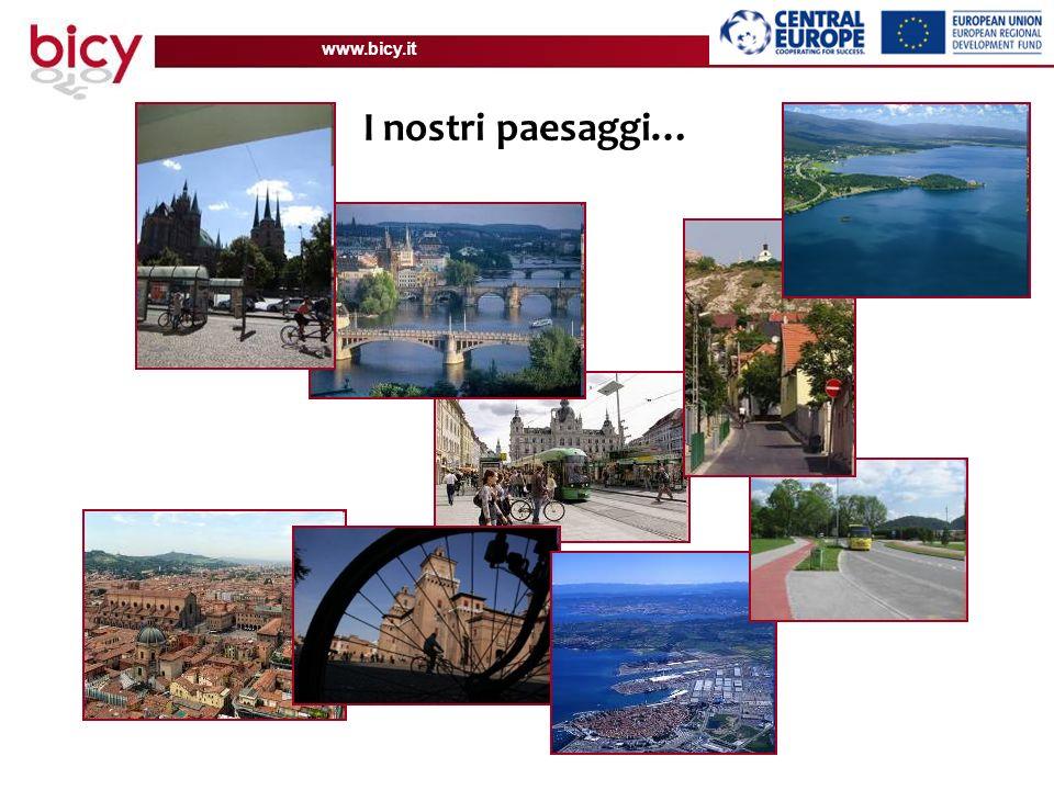 www.bicy.it Contare per definire le strategie e pesare il fenomeno