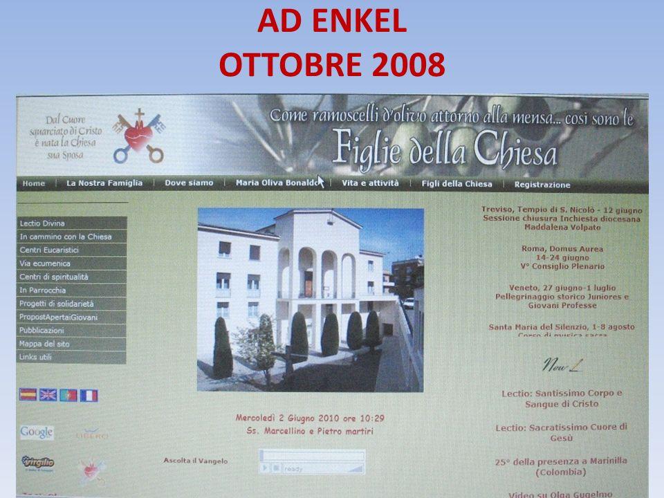 AD ENKEL OTTOBRE 2008