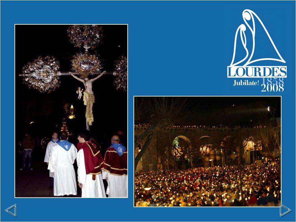 Sabato 5 Aprile h. 9:00 Passi di Bernadette, Percorso del Giubileo