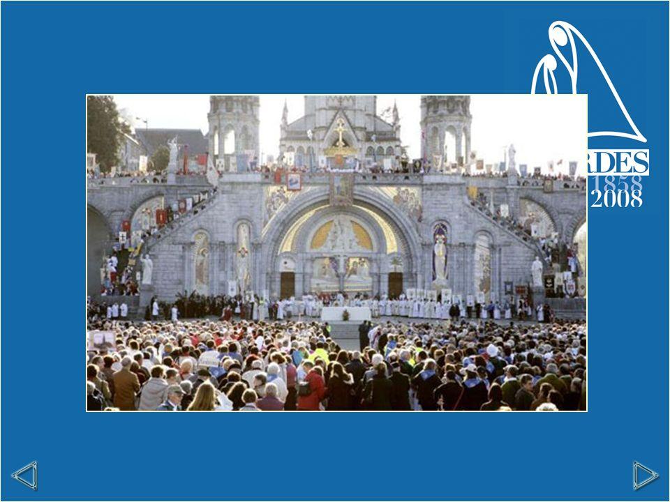 ore 21.00 S.Messa del Pellegrinaggio Basilica sotterranea S.