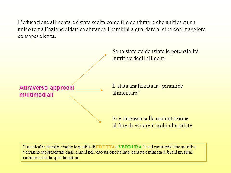Metodologia Il team di docenti-registi ha scelto il testo ritenuto adatto ad evidenziare i contenuti svolti nelle singole classi.
