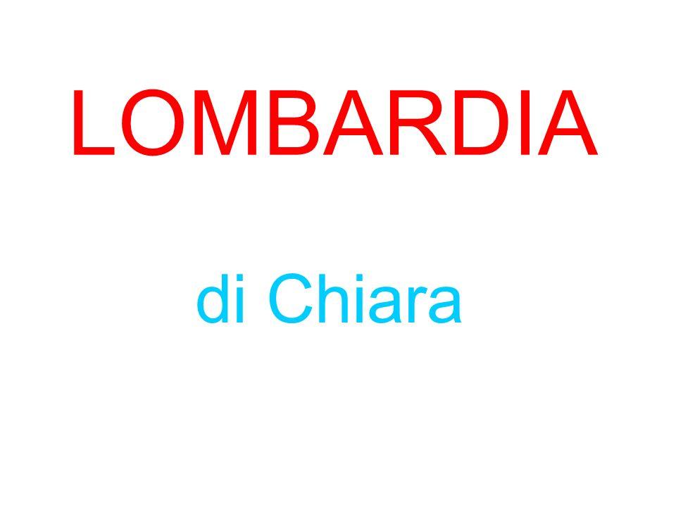 LOMBARDIA di Chiara