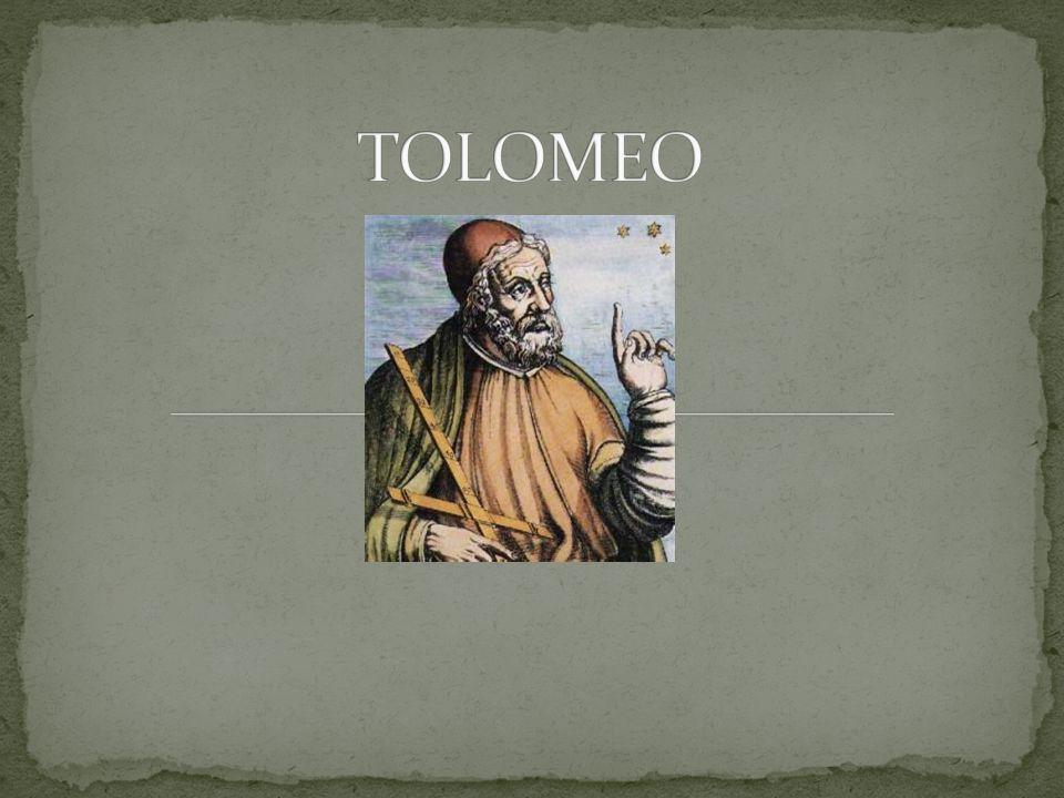 Tolomeo (100-178 d.C.