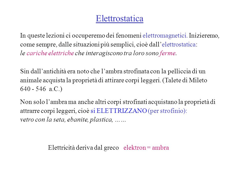 Prof Biasco 2006 Charging by Induction In metals outer atomic electrons are not bound to any atoms (electron see).