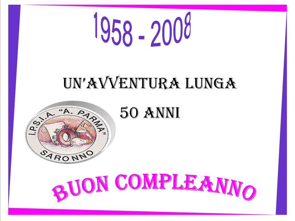 a.s.1995/ 1996 Con lapertura dellindirizzo degli Operatori Chimici, per la prima volta si sono iscritte anche le ragazze.