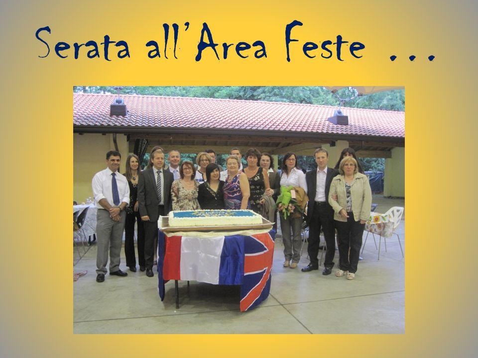 Serata allArea Feste …