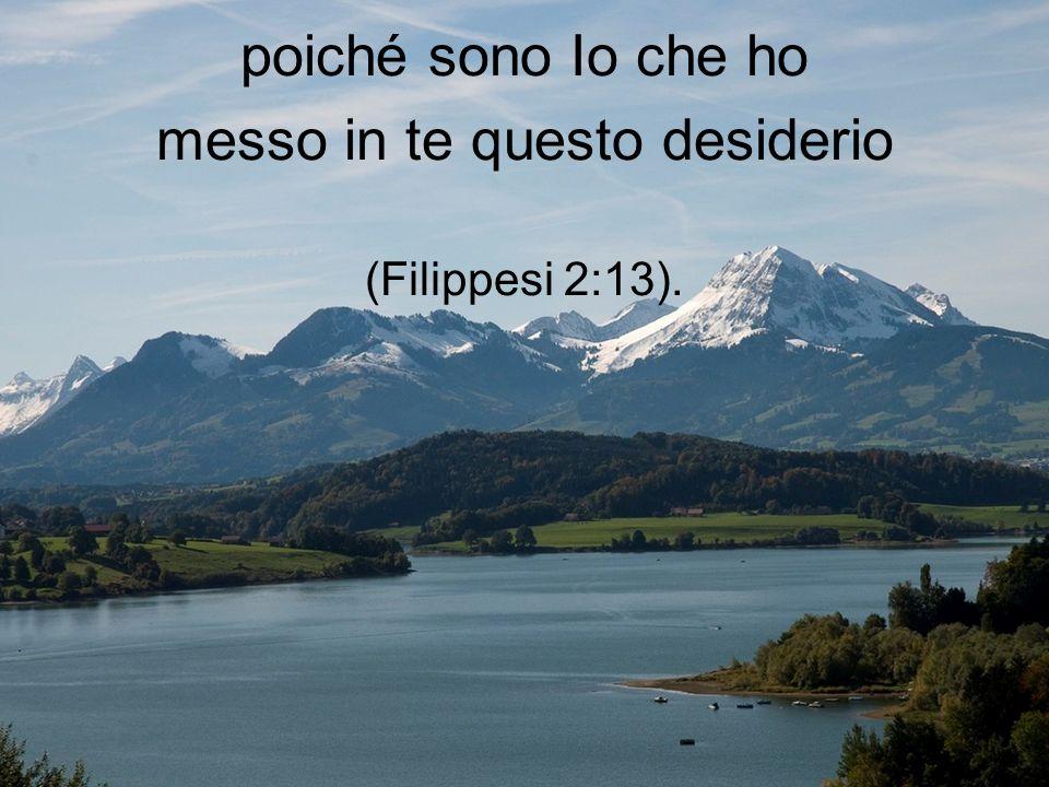 Trova piacere in me, e Io ti darò ciò che il tuo cuore comanda (Salmo 37:4),