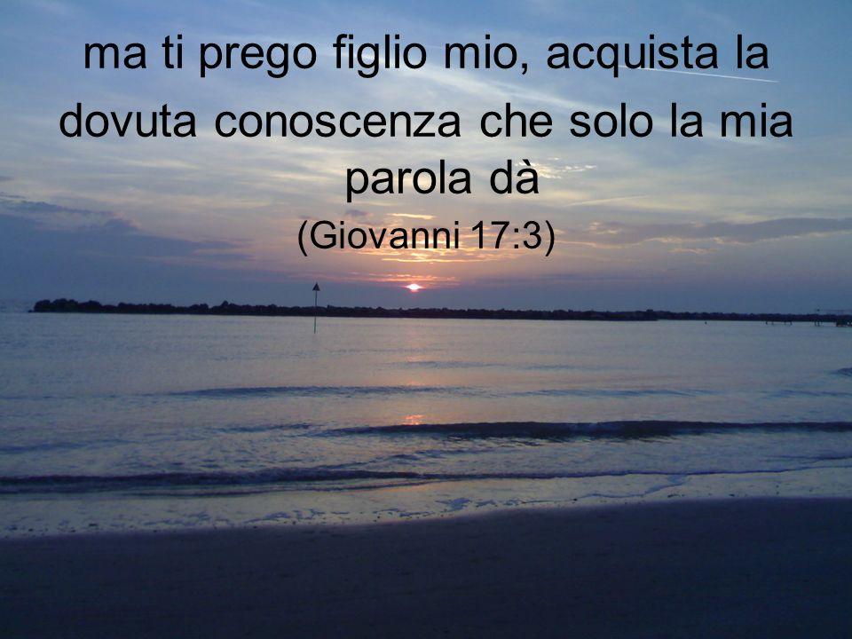 e solo persone giuste e di cuore onesto ci saranno (Salmo 37:29),