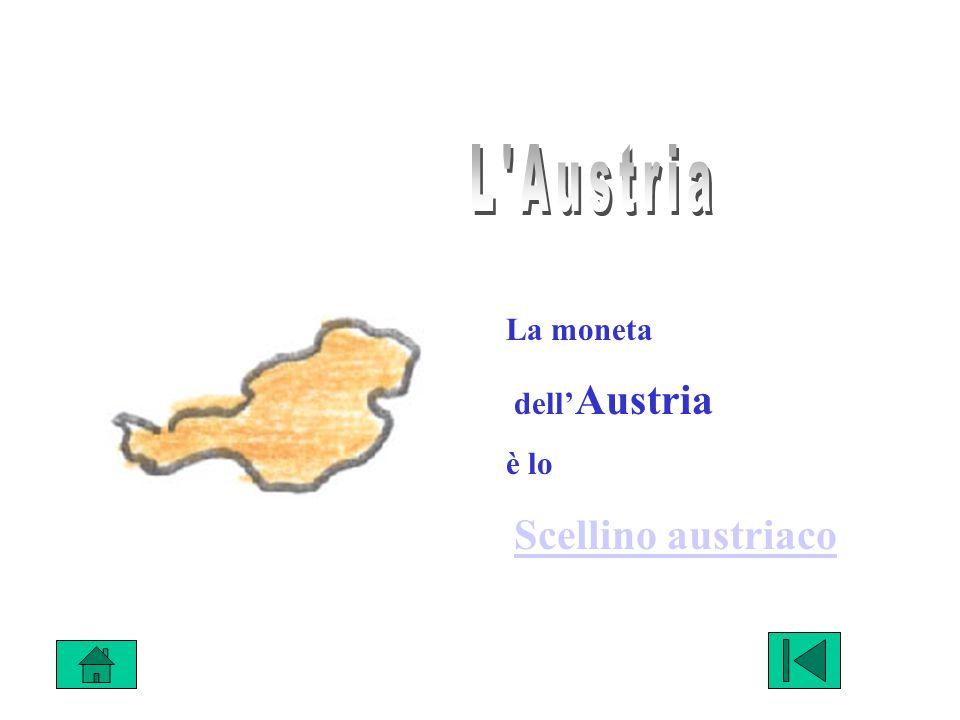 La moneta dell Austria è lo Scellino austriaco