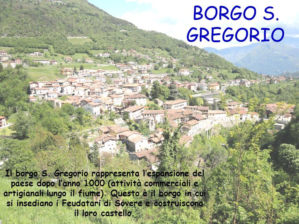 BORGO S.GREGORIO Il borgo S.