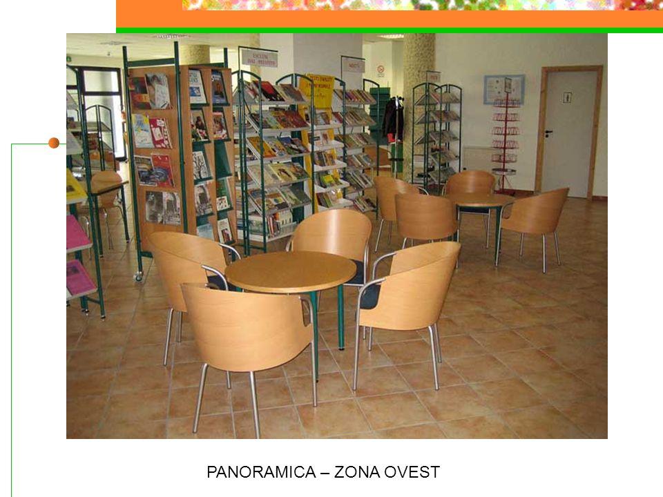 PANORAMICA – ZONA OVEST
