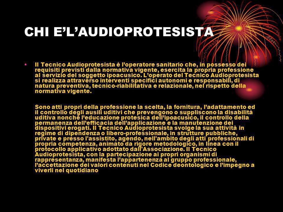 PERCORSO APPLICATIVO TERAPIA PROTESICA