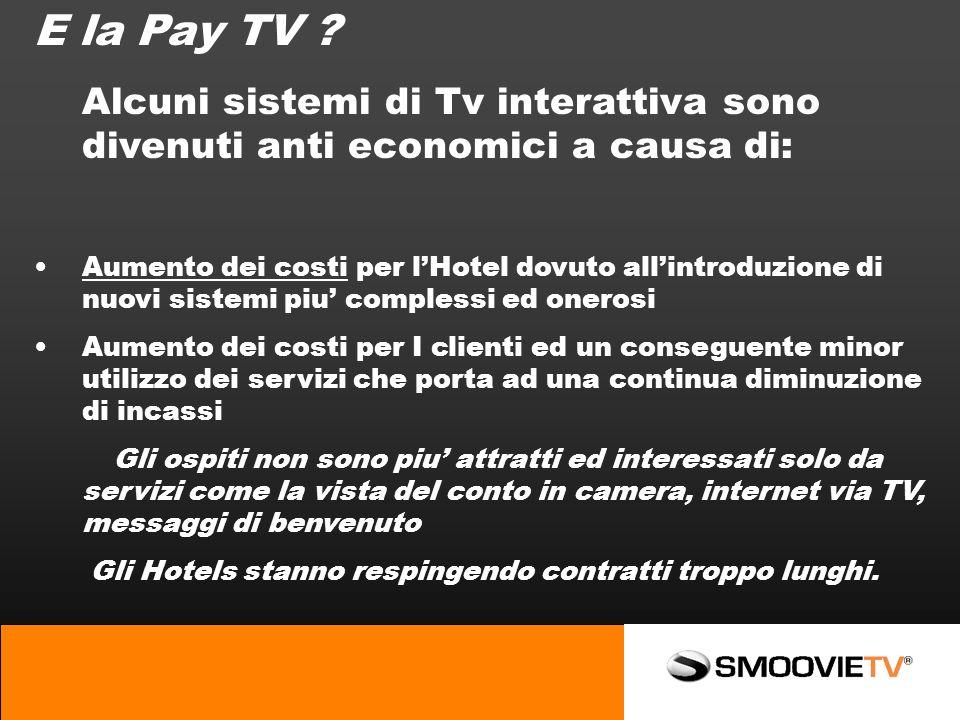 E la Pay TV .