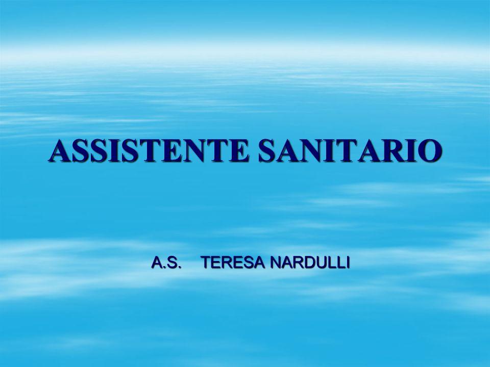 1919: LA PROFESSIONE DI ASSISTENTE SANITARIO NASCE DOPO LA PRIMA GUERRA MONDIALE DALLA COLLABORAZIONE TRA LA CROCE ROSSA AMERICANA E LA CROCE ROSSA ITALIANA.