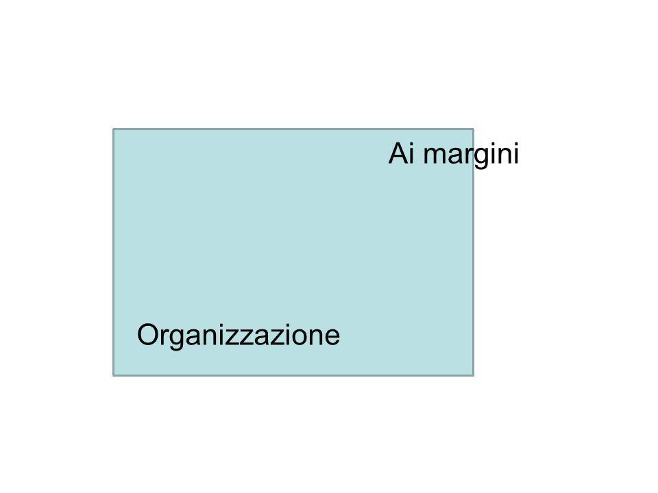 Organizzazione Ai margini