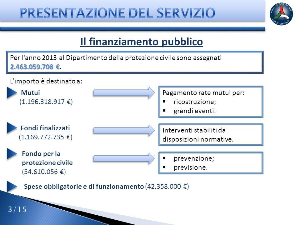 In definitiva… Sistema assicurativo pubblico Solvibilità assicurata da garanzia statale.