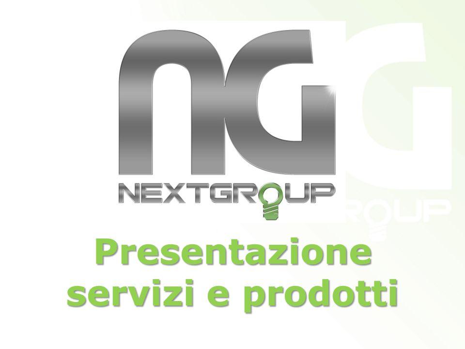 Presentazione servizi e prodotti