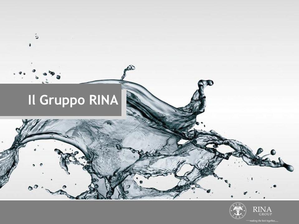 Il RINA è un Gruppo multinazionale capace di affiancare i propri clienti nello sviluppo e nella gestione delle diverse fasi dellattività offrendo, attraverso aziende dedicate, servizi di consulenza ingegneristica, classificazione, certificazione, ispezione e collaudi.