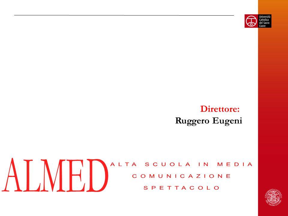Direttore: Ruggero Eugeni