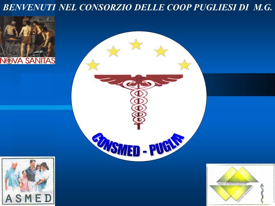7 BENVENUTI NEL CONSORZIO DELLE COOP PUGLIESI DI M.G.