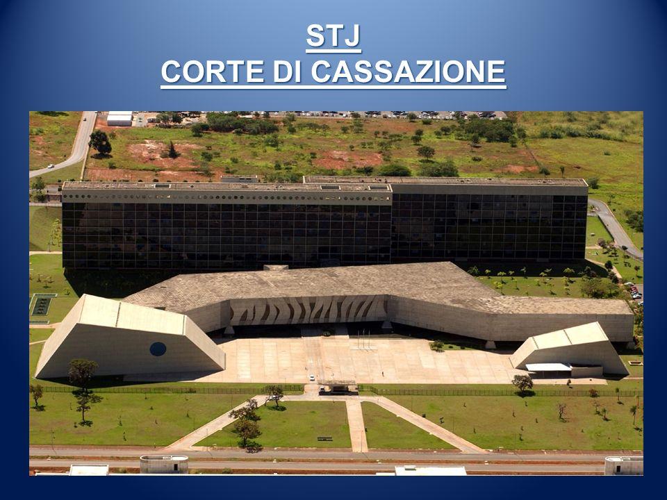 STJ CORTE DI CASSAZIONE
