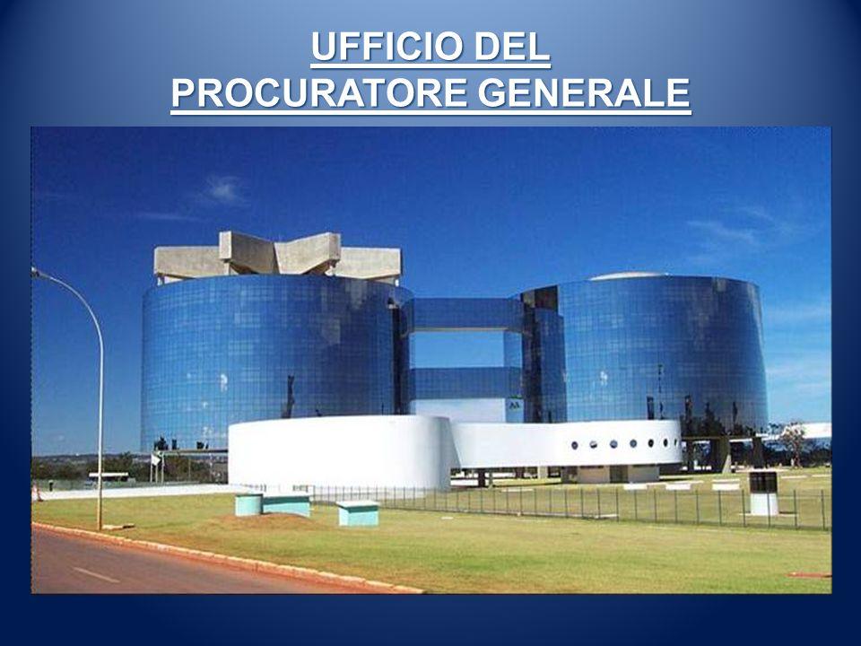 UFFICIO DEL PROCURATORE GENERALE