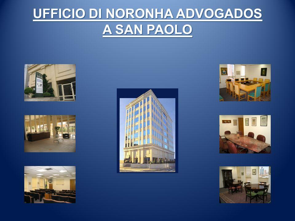 UFFICIO DI NORONHA ADVOGADOS A SAN PAOLO
