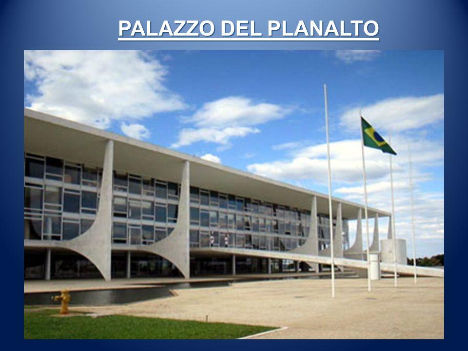 PALAZZO DEL PLANALTO