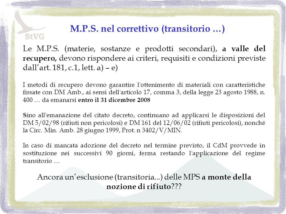 Le M.P.S.