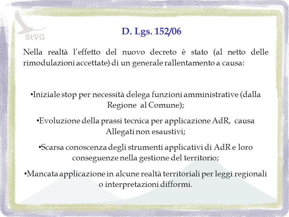 D. Lgs.