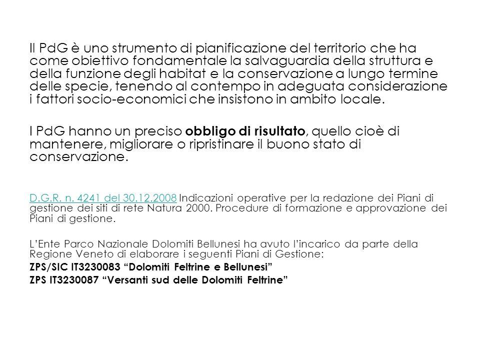 PROCEDURE DI FORMAZIONE E APPROVAZIONE DGR n.
