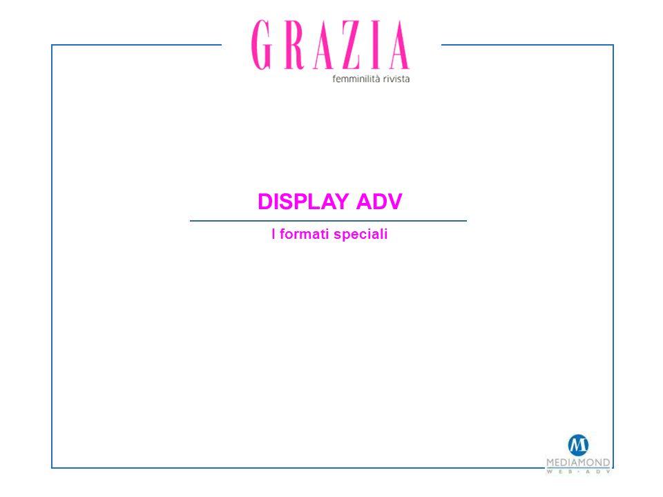 DISPLAY ADV I formati speciali