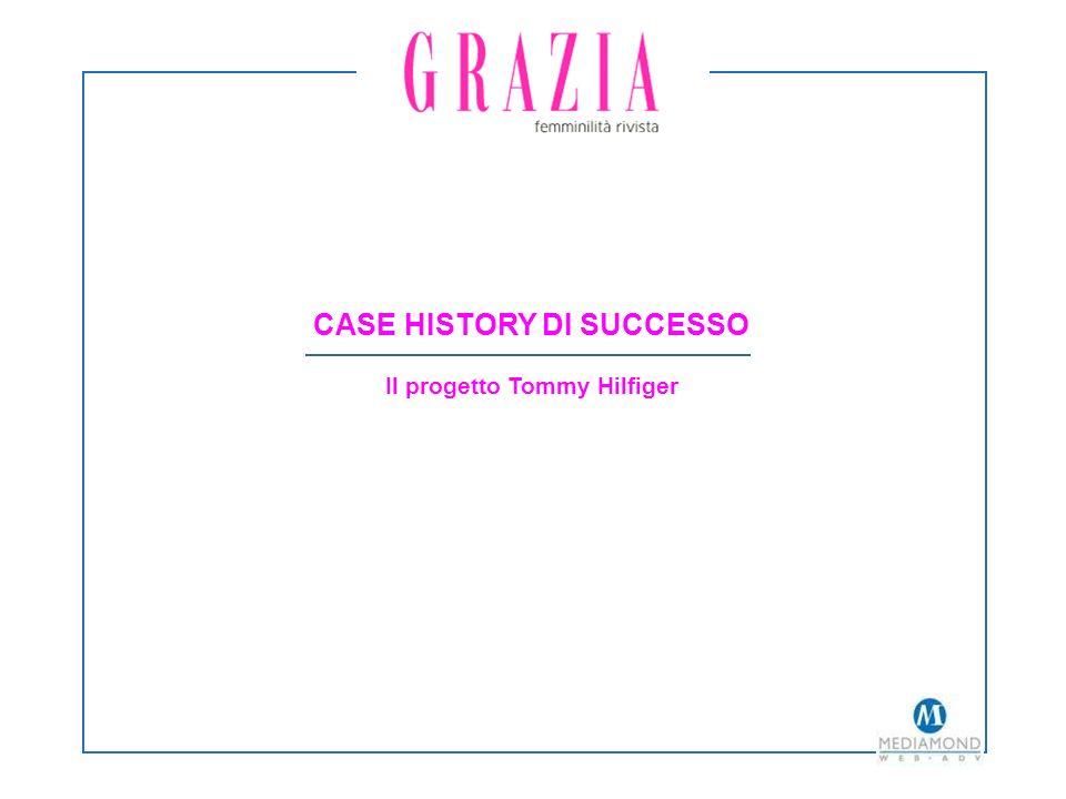 CASE HISTORY DI SUCCESSO Il progetto Tommy Hilfiger