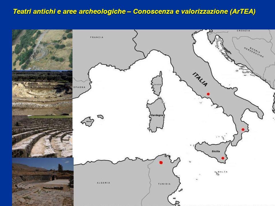 Teatri antichi e aree archeologiche – Conoscenza e valorizzazione (ArTEA)