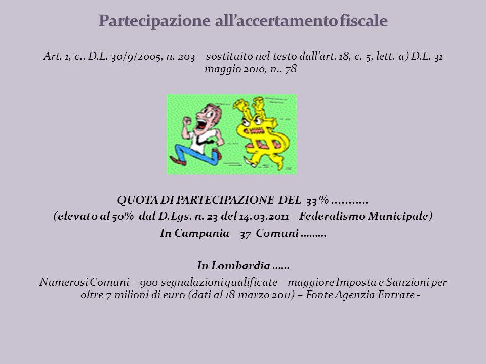 Tassa Rifiuti Solidi Urbani = art. 77 bis c.