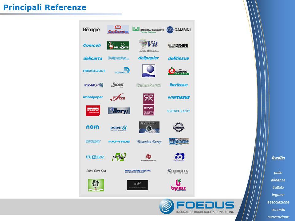 Principali Referenze foedŭs patto alleanza trattato legame associazione accordo convenzione