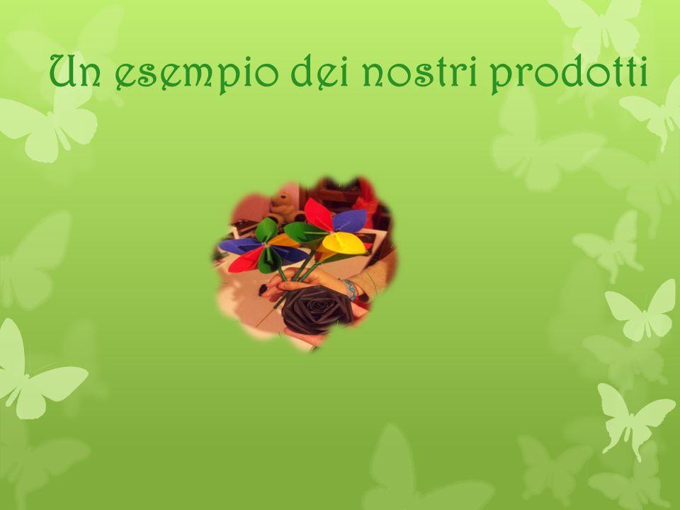 Un esempio dei nostri prodotti