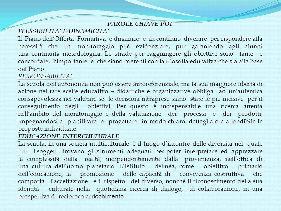 CURRICOLO VERTICALE Assume come riferimento il quadro delle otto competenze chiave per lapprendimento permanente stabilite dal Parlamento Europeo (Raccomandazioni del 18 dicembre 2006) Indicazioni Nazionali per il Curricolo del 2013