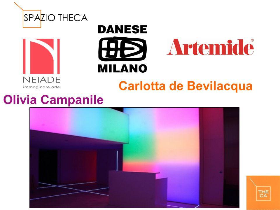 Carlotta de Bevilacqua Olivia Campanile SPAZIO THECA
