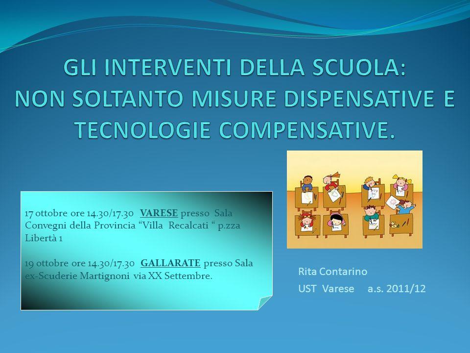 Rita Contarino UST Varese a.s.