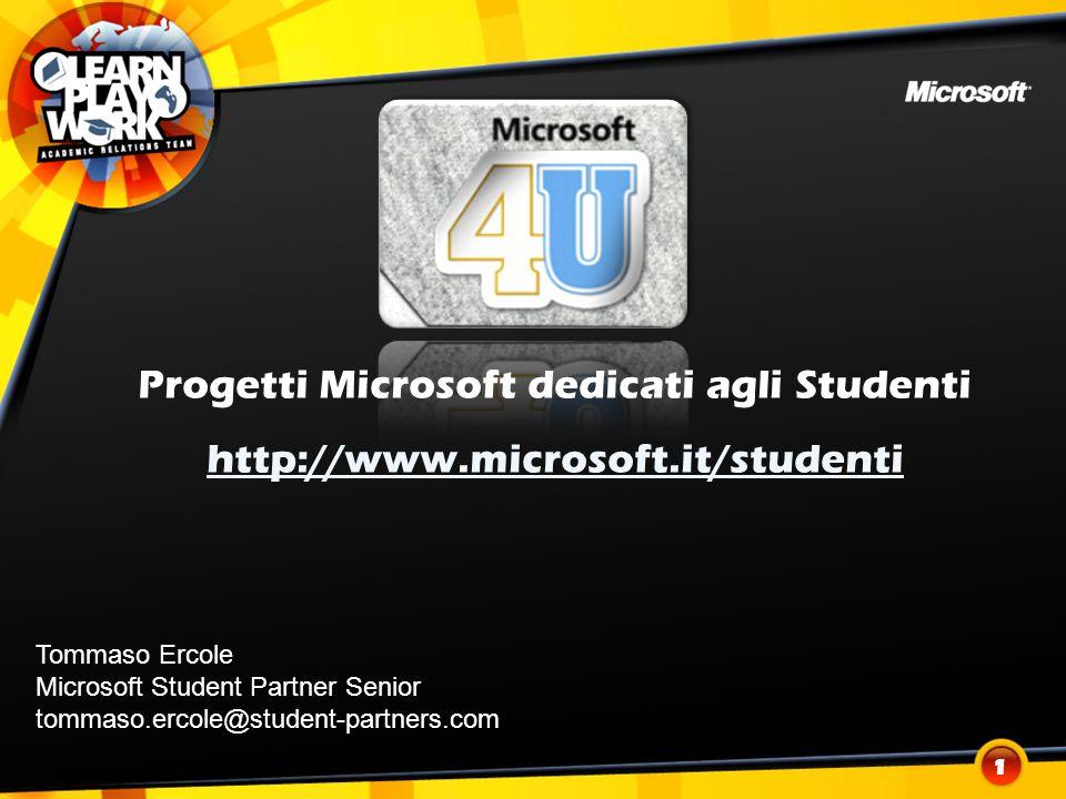 Esempi dei vincitori delledizione del 2007 12 Educazione migliore per tutti grazie allinovazione tecnologica.