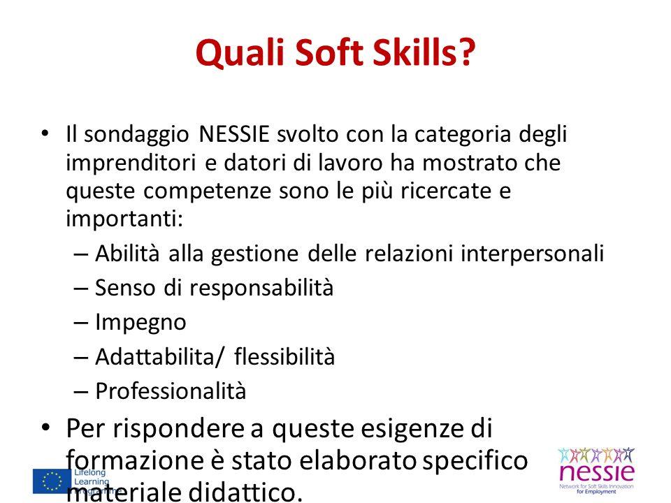 Quali Soft Skills.
