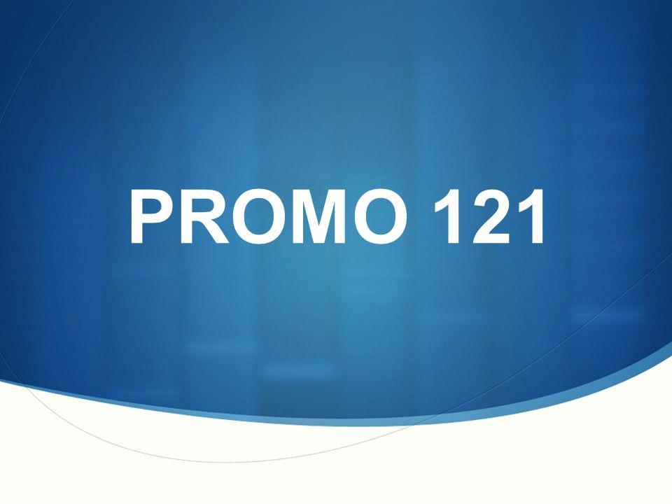 PROMO 121