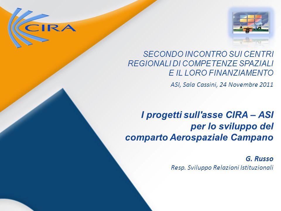 Slide 2 130 imprese aerospaziali Oltre 12000 addetti (31%) Oltre 1.5 B di ricavi annui In Campania il settore aerospaziale è stato identificato come settore prioritario e da anni è stata avviata una serie di atti e di iniziative volta ad agevolare un percorso di costituzione del Distretto Aerospaziale Alenia Aeronautica, Avio, Telespazio, MBDA, AtiTech, OHB-CGS CIRA, Parco Scientifico e Tecnologico Technapoli, CORISTA, INAF, IMAST, ENEA, CNR (con 27 strutture), Centri Regionali di Competenza (Trasporti, AMRA, CeRICT, Nuove Tecnologie, TEST), società private di ricerca quali ELASIS, MARS e MARSec Università: Federico II, SUN, Parthenope, Sannio, Salerno Accademia Aeronautica