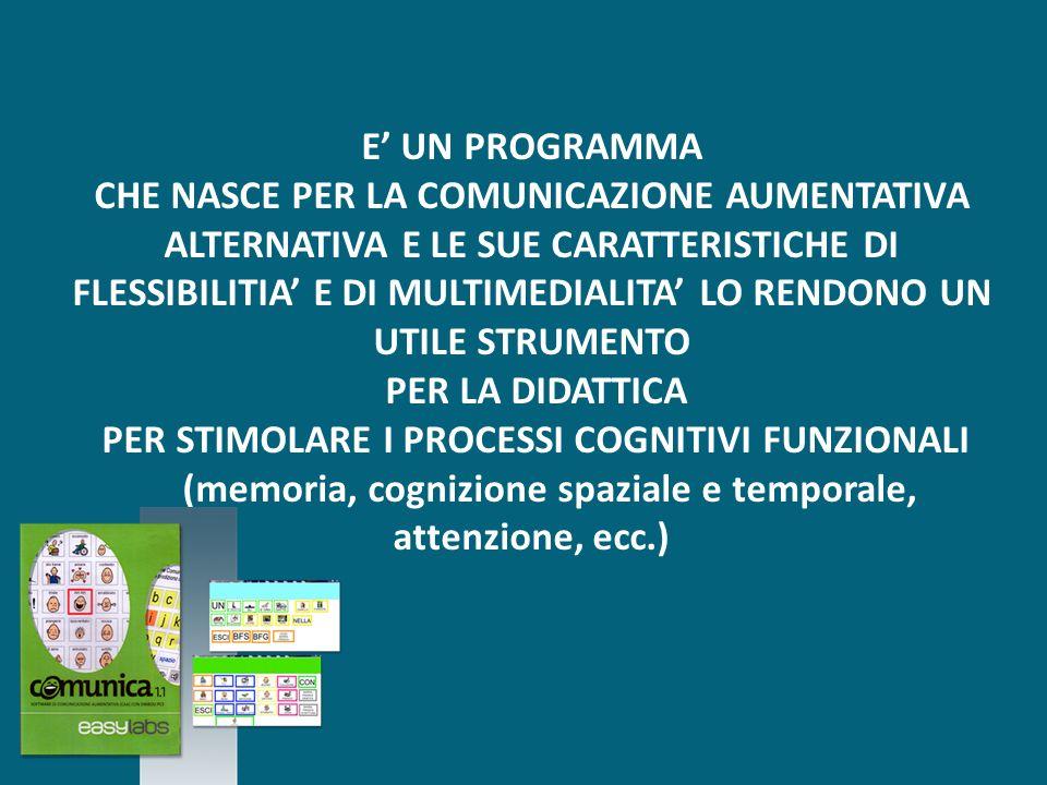 COMUNICA E UN PRODOTTO ITALIANO FACILITA AD INTERLOQUIRE CON IL PRODUTTORE SUPPORTO TECNICO DIRETTO HA CONTINUI AGGIORNAMENTI: VIENE COSTANTEMENTE IMPLEMENTATO DI ULTERIORI FUNZIONI, SCARICABILI GRATUITAMENTE DAL SITO