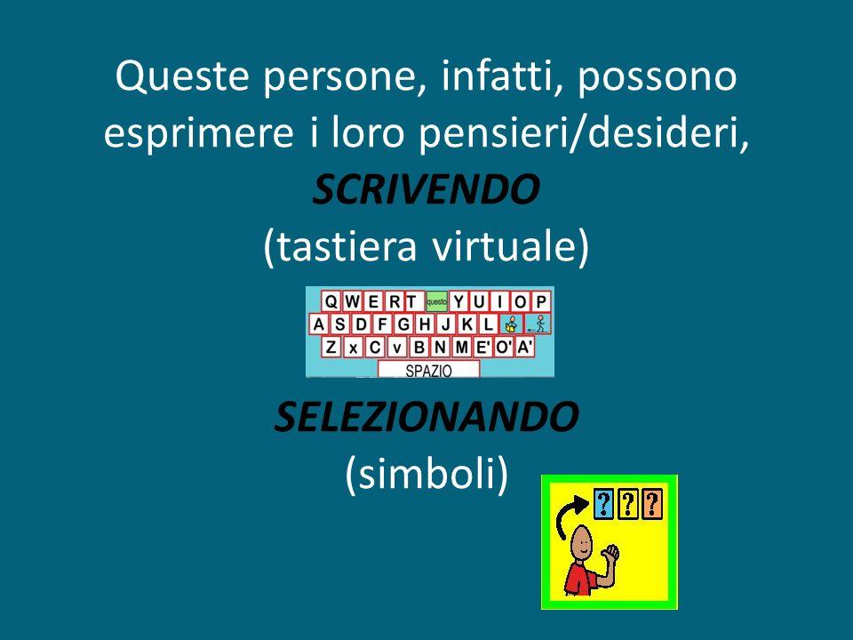 E UTILIZZABILE CON TASTIERA (standard /speciale) MOUSE ED EMULATORI DI MOUSE SENSORI