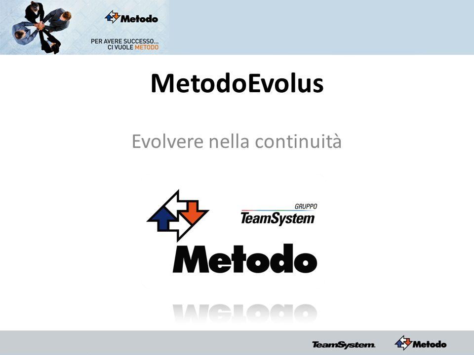 MetodoEvolus Evolvere nella continuità