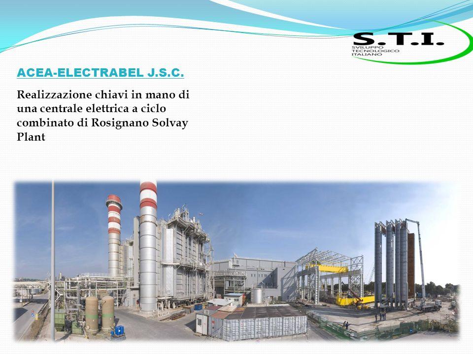 ACEA-ELECTRABEL J.S.C.